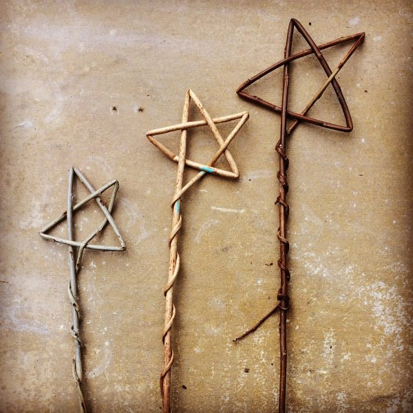 willow star wands